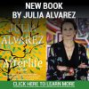 New Book by Julia Alvarez